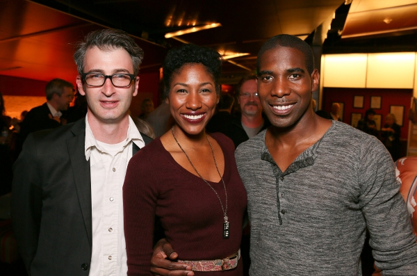 Photos: Inside Opening Night of CTG's THE ROYALE