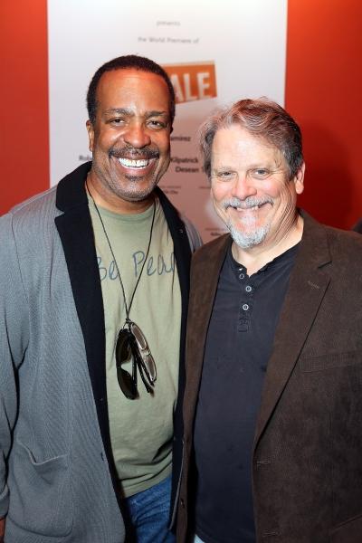 Robert Gossett and Keith Szarabajka