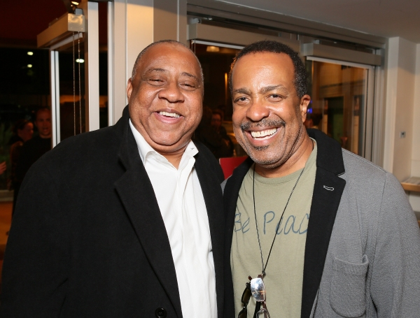 Photo Flash: Inside Opening Night of CTG's THE ROYALE