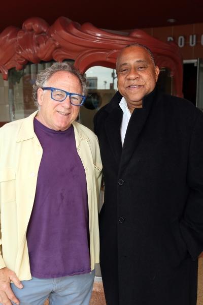 Michael Barnard and Barry Shabaka Henley