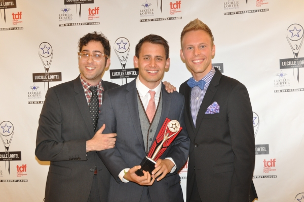 Peter Duchan, Benji Pasek and Justin Paul