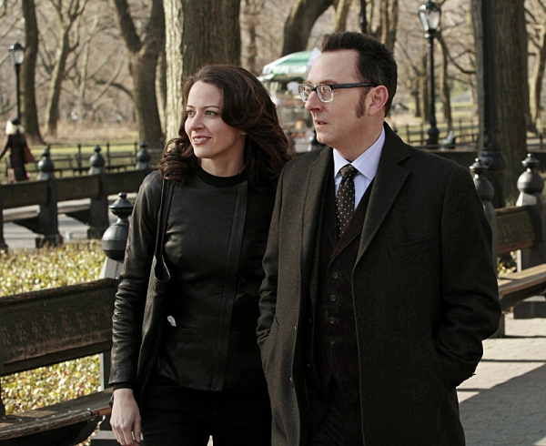 Amy Acker, Michael Emerson