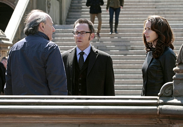 Peter Friedman, Michael Emerson, Amy Acker