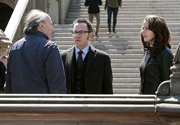 Peter Friedman, Michael Emerson, Amy Acker