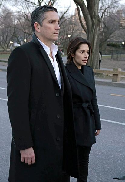 Jim Caviezel, Sarah Shahi