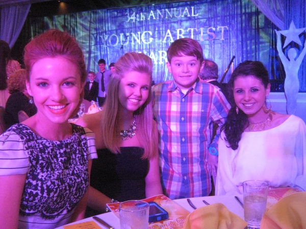 Photo Flash: Jetset Getset and More at 2013 Young Artist Awards