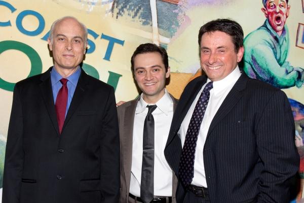 Dale Place, Alan Schmuckler, Anthony Cochrane