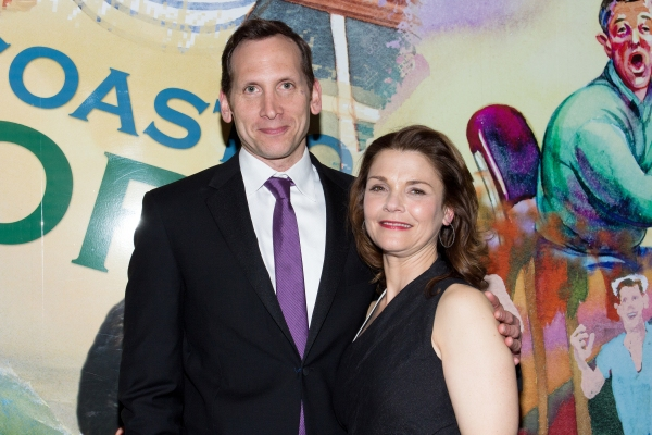 Photos: Michael Cerveris & More at Opening Night of LCT's NIKOLAI AND THE OTHERS