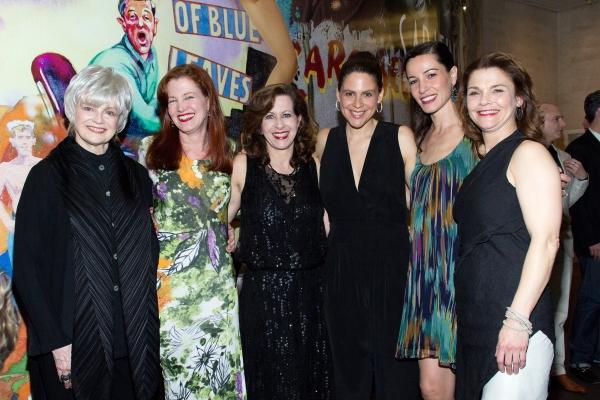 Blair Brown, Haviland Morris, Betsy Aidem, Katie Kreisler, Natalia Alonso, Kathryn Erbe