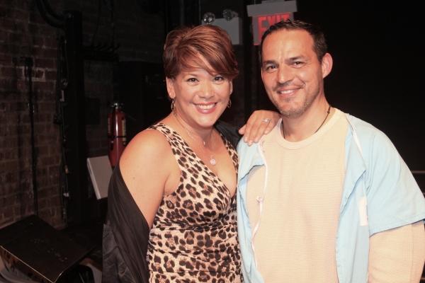 Doreen Montalvo and Ruben Flores