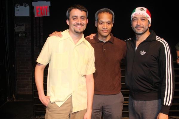 Javier E. Gomez, Michael Gomez and Luis Alberto Gonzalez
