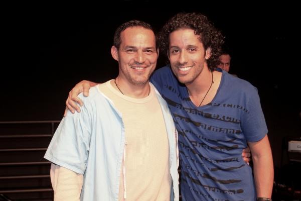 Ruben Flores and Luis Salgado