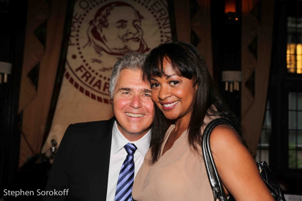 Photo Coverage: Friars Club Hosts Steve Tyrell