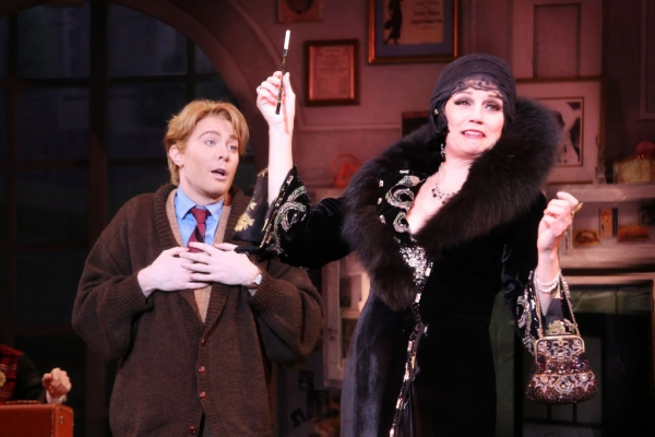 Photo Flash: First Look at Clay Aiken, Beth Leavel and More in NCT's DROWSY CHAPERONE