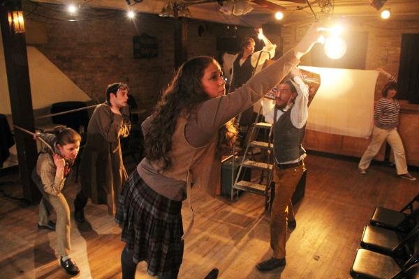 Suzanna Ziko, Ed Porter, Julia Meese, Alexis Randolph, Andrew Bailes, Casey Pilkenton Photo