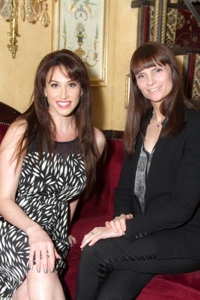 Leslie Margherita and Kate Dunn Photo