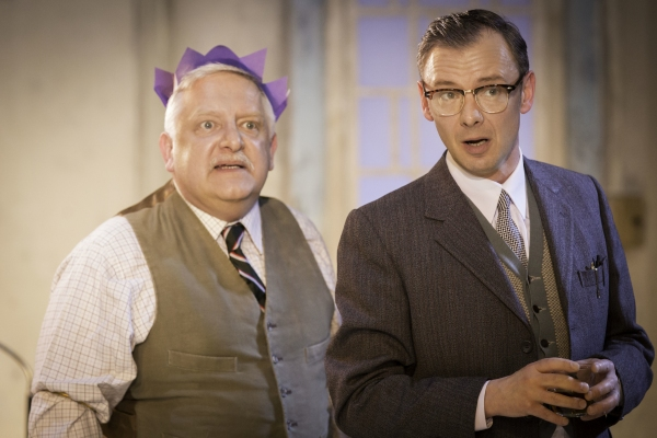 Photo Coverage: THE HOTHOUSE Starring Simon Russell Beale!
