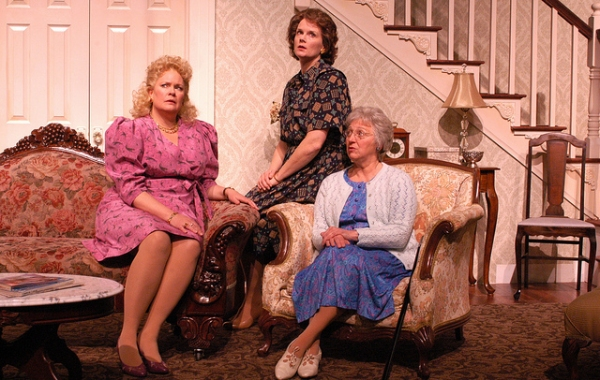 Sharon Kay White, Rachel Fowler and Anne Oberbroeckling
