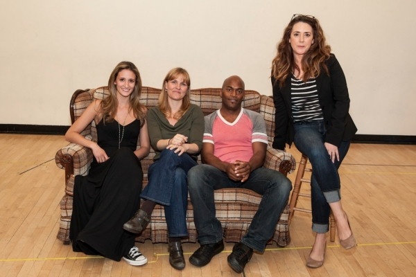 Photos: Sneak Peek at Atlantic Theater's GOOD TELEVISION in Rehearsal