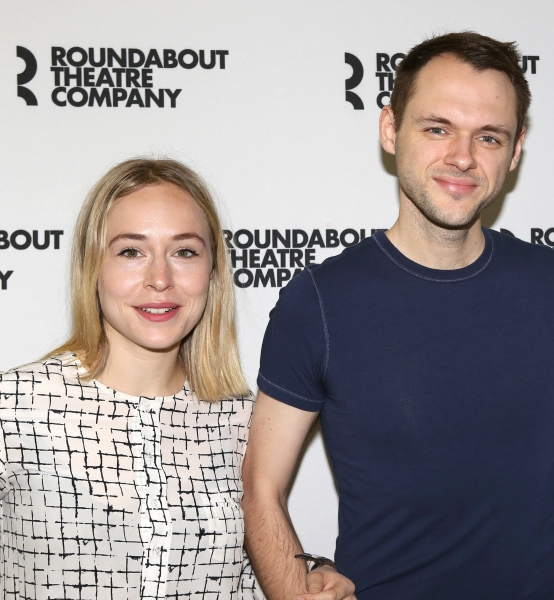 Photo Coverage: Meet the Cast of THE UNAVOIDABLE DISAPPEARANCE OF TOM DURNIN