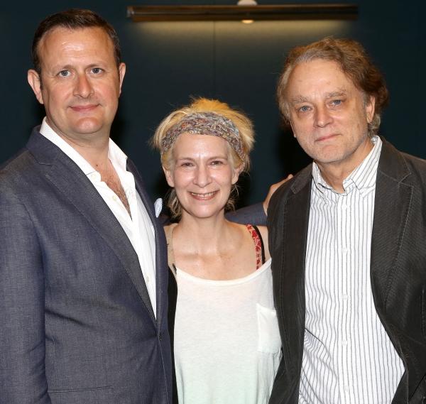 Director Gene David Kirk, Amanda Plummer & Brad Dourif