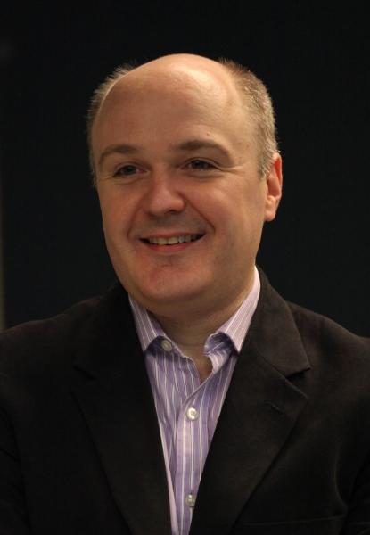 Producer Robert Driemeyer