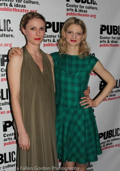 Stephanie Hayes and Alenka Kraigher