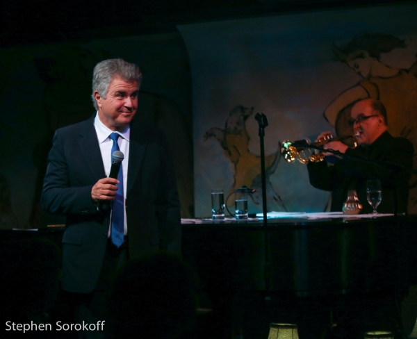 Steve Tyrell & Lew Soloff Photo