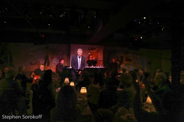 Bob Mann, Jon Allen, Quinn Johnson, Lew Soloff, David Finck Kevin Winard Photo