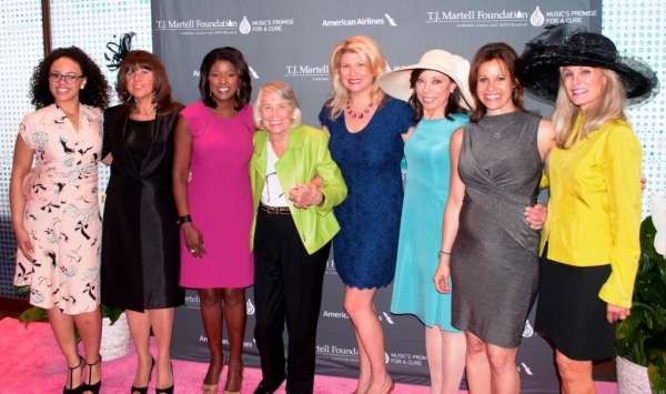 Photo Flash: TJ Martell Foundation's 2013 Women of Influence Awards