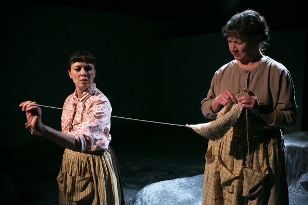 Photo Flash: First Look at Deep Dish Theater's THE CRIPPLE OF INISHMAAN