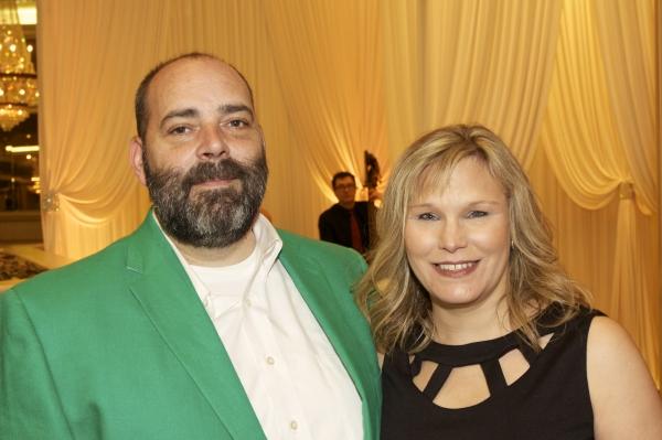 William Osetek and Donna Brinkman Photo