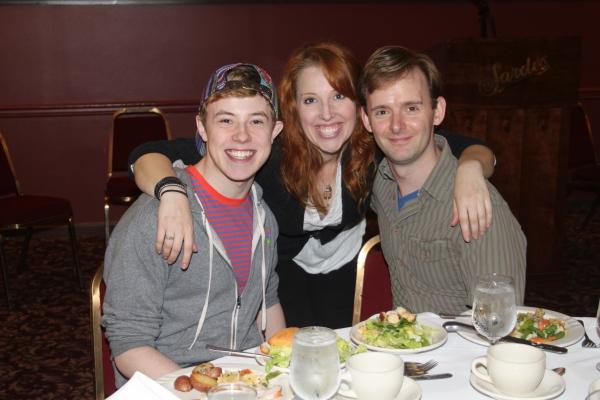 Jeff Heimbrock, Tory Ross and Scott Barnhardt Photo