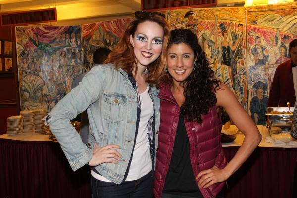Photo Coverage: Inside Career Transition For Dancers' Between-Shows-Get-Together