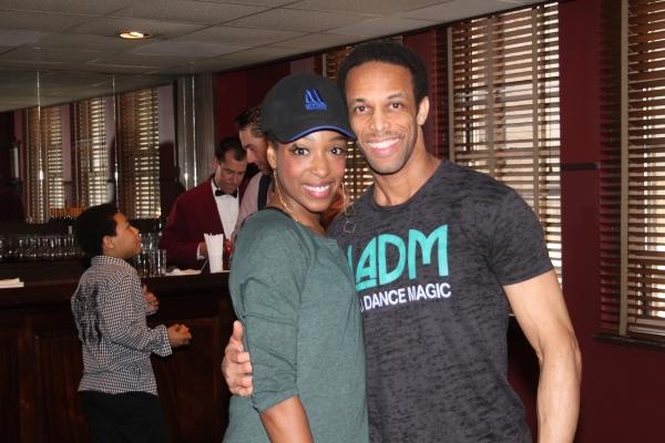 Tiffany Janine Howard and Jamal Story