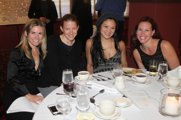 Jennie Ford, Maline Schjoenning, Kristen Faith Oei and Jessica McRoberts