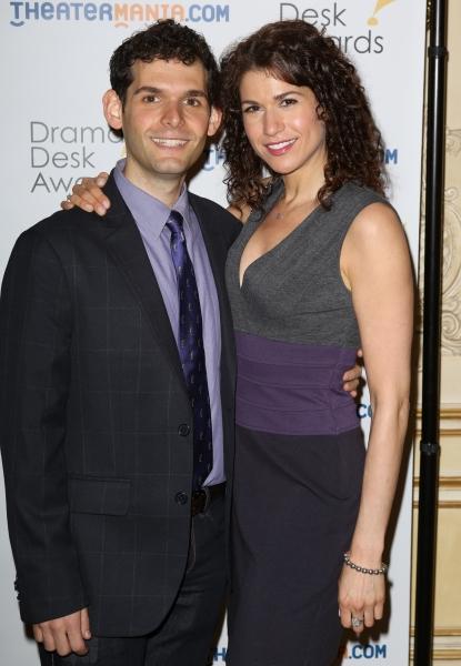 Andrew Keitz and Stacey Harris  Photo
