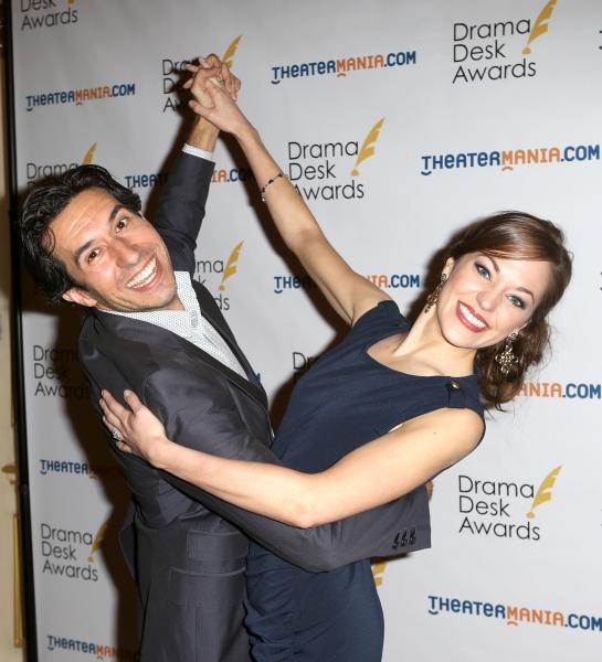 Photo Coverage: 2013 Drama Desk Reception Arrivals - The Men!