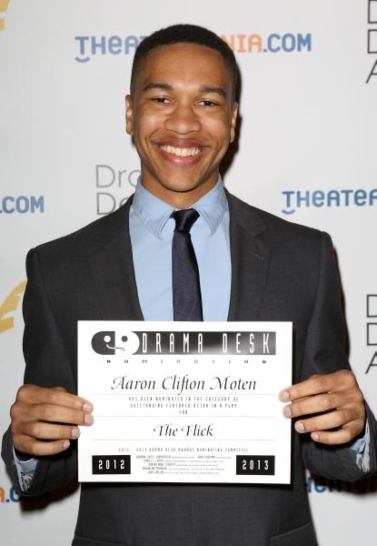 Aaron Clifton Moten