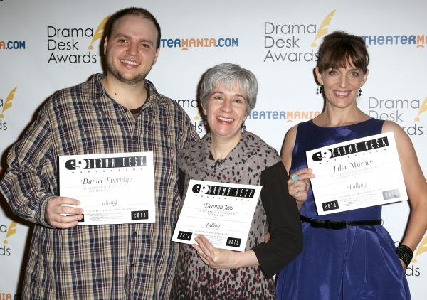 David Everidge, Deanna Jent, Julia Murney