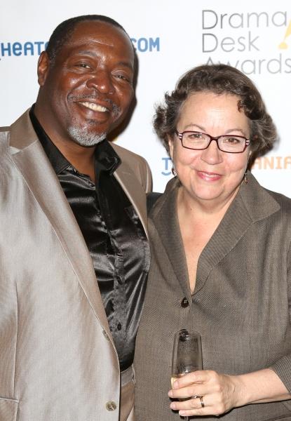 Chuck Cooper & Deborah Brevoort