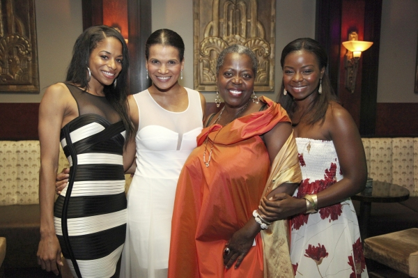 Vivian Nixon, January LaVoy, Lillias White and Erica Tazel
