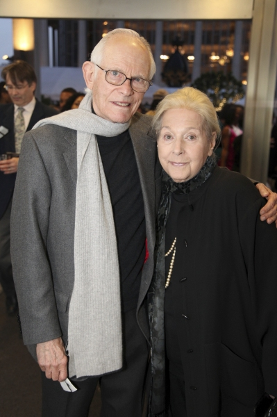 Alan Bergman and Marilyn Bergman