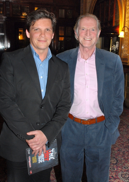 Nigel Harman and David Bradley Photo