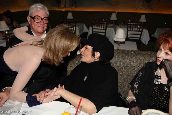 Yanna Davis, Liza Minnelli, Arlene Dahl