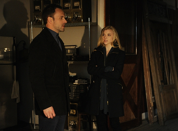 Jonny Lee Miller and Natalie Dormer