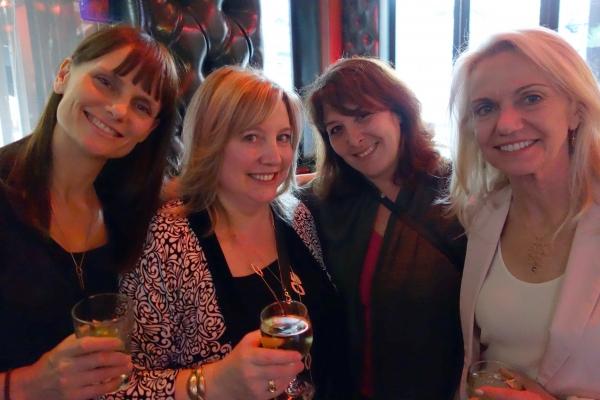 Kathryn Dunn, Tammie Cumming, Laurie Sheppard, Sharon Chantiles