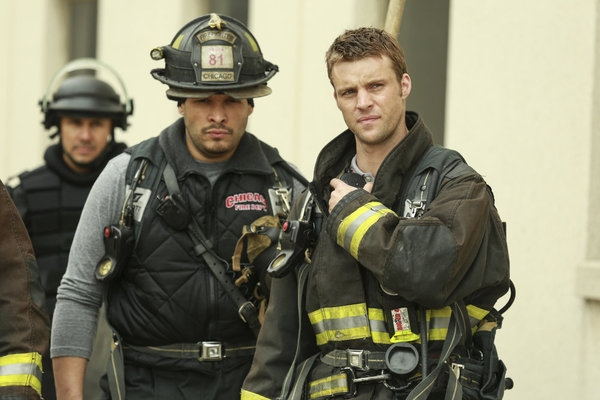 Joe Minoso, Jesse Spencer