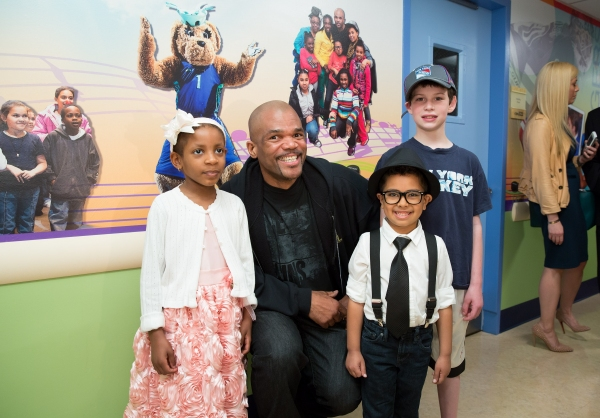 Photo Flash: Rockettes and More Join Garden of Dreams to Unveil Children's Hospital Renovations