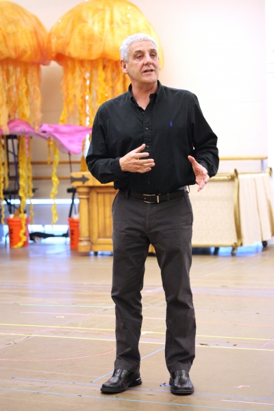 Director Glenn Casale